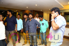 love cheyyala vadda first look launch photos 6