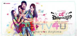 love cheyyala vadda first look launch photos 9
