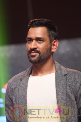 M.S. Dhoni Telugu Movie Audio Launch Excellent Pics