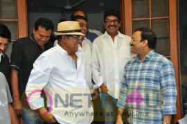 Maa Association Flood Relief Program At Allwyn Colony Photos Telugu Gallery