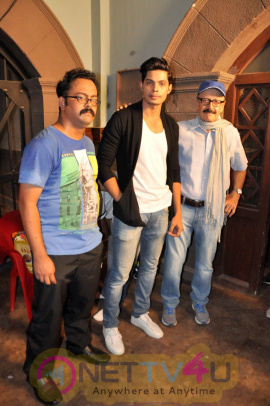 Mahurat Of Film Chal Akela Re Press Meet Photos Hindi Gallery