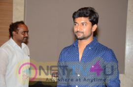 Majnu Movie Audio Success Meet Photos Telugu Gallery