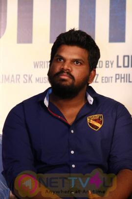 Manakaram Tamil Movie Press Meet Stills Tamil Gallery