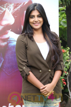 Manjima Mohan Gorgeous Stills At Achcham Yenbadhu Madamaiyada Press Meet