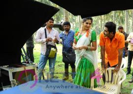Marala Telupana Priya Telugu Movie Working Stills Telugu Gallery