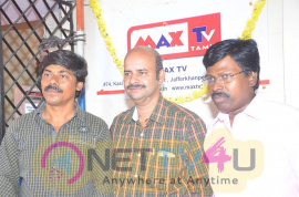 Max Tv Tamil Channel Launch Stills