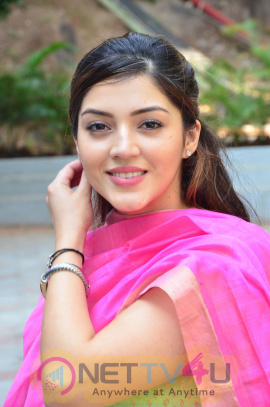 Mehreen Kaur Pirzada Celebrated Her Birthday With Cancer Affected Kids At Apollo Photos Telugu Gallery