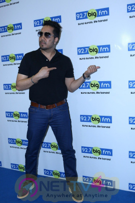 Mika Singh Launches His Newly Released Single Chhori At Big FM Stills