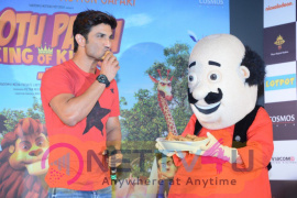 Motu Patlu King Of Kings Movie Trailer Launch Photos Nettv4u