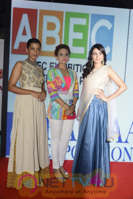 Mugdha Godse & Mandana Karimi Inaugurate A Jewellery Exhibition Photos Hindi Gallery