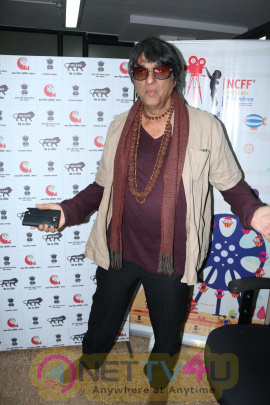 Mukesh Khanna At Pc Of 2nd National Children Film Festival 2016 Images Hindi Gallery