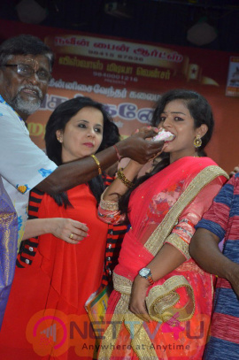 Music Director Shankar Ganesh Birthday Celebrations Stills Tamil Gallery