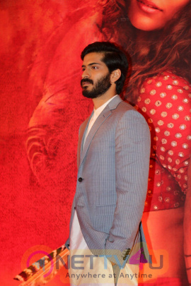 Music Launch Of Mirzya With Rakeysh Omprakash Mehra,Gulzar,Harshvardhan Kapoor & Others Photos Hindi Gallery