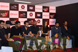 Music Launch Of Rock On 2 With Live Concert By Whole Star Cast Photos Hindi Gallery