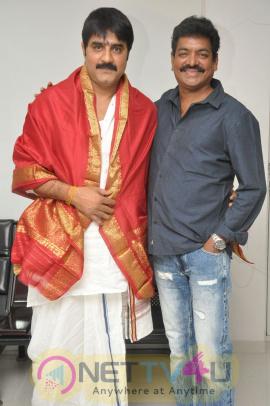 Maa Asociation Felicitated Srikanth Birthday Celebration Photos Telugu Gallery