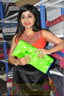 Madhulagna Das At Pochampally Ikat Art Mela Exclusive Photos Telugu Gallery