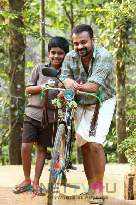 Malayalam Movie Kochavva Paulo Ayyappa Coelho Working  Stills Malayalam Gallery