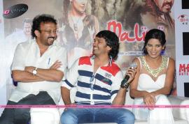 malini and co movie press meet stills