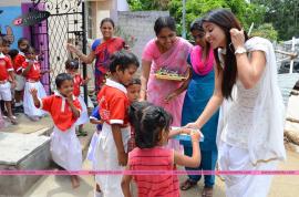 manali rathod birthday celebration 07