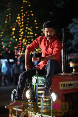 mapla singam movie latest stills 1
