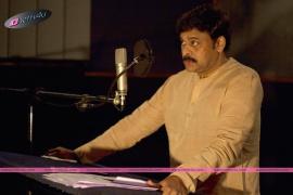 megastar chiranjeevi voice over for telugu historical film rudhramadevi