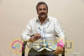Mohan Babu Interview Gallery Images
