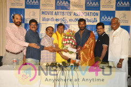 movie artists association  28maa 29 elections press meet stills