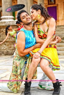Movie Stills & Working Stills Of Telugu Movie Youthful Love