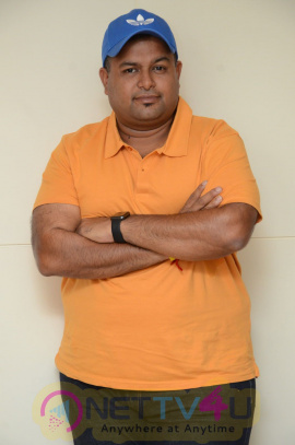 Music Director S.S Thaman Interview Photos