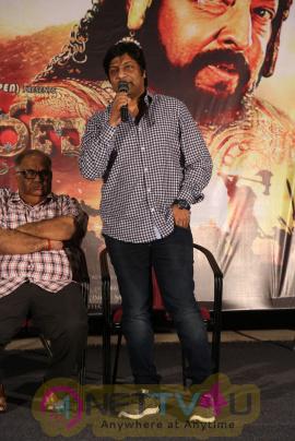 Nagabharanam Teaser Launch Event Stills Telugu Gallery