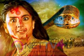 Nagabharanam Telugu Movie Attractive Stills