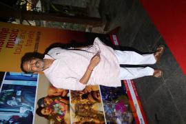 Nana Patekar Launch Sunshine Music Tours & Travels Introducing Sunny Kaushal At Deepak Cinema Photos Hindi Gallery