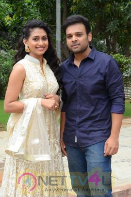 Nandini Nursing Home 1st Look Launch Stills Telugu Gallery