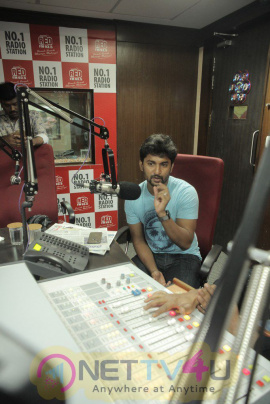 Nani In Majnu Movie Song Launch At Red FM Photos Telugu Gallery
