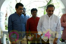 Nanna Nenu Naa Boyfriends Telugu Movie Working Stills Telugu Gallery