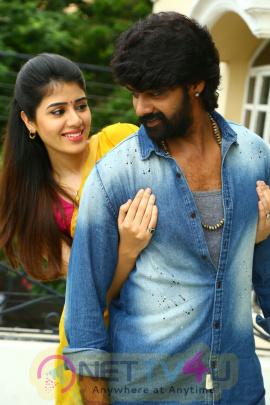 Naveen Chandra New Image Of The Company To Start Venu Movies Photos Telugu Gallery
