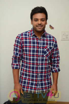 Nawin Vijayakrishna Exclusive Interview Photos  Telugu Gallery