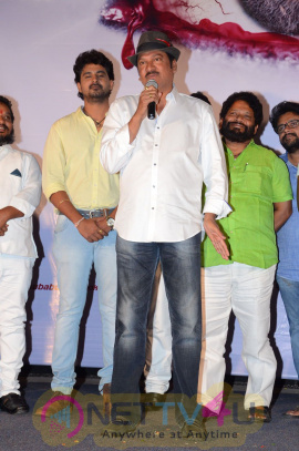 Nethra Telugu Movie Audio Launch Stills Telugu Gallery