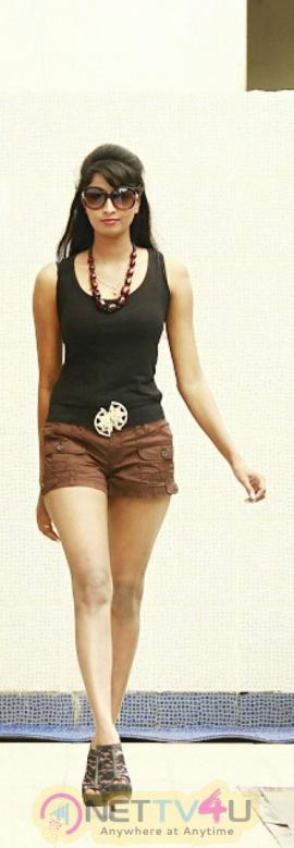 New Tamil Actress Shubharaksha PhotoShoot Stills
