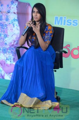 Niharika Konidela Meets Mega Fans Gorgeous Photos Telugu Gallery