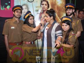 NMIMS College Festival Attend Vidya Balan Photos Hindi Gallery
