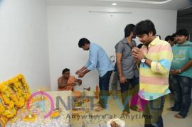 nara rohith vasista movies new movie launch stills