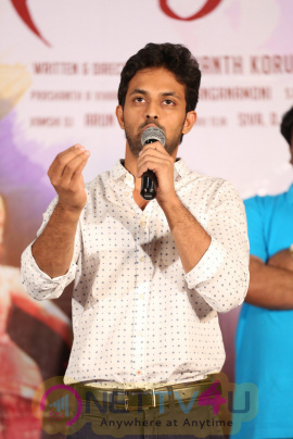 Natyam Short Film Press Meet And Sandhya Raju Photos