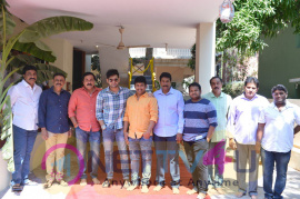 New Telugu Movie 14 Reels Opening Wonderful Photos