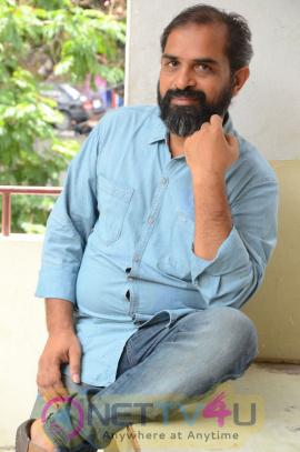 Oka Manasu  Movie Director Rama Raju Interview Photos Telugu Gallery