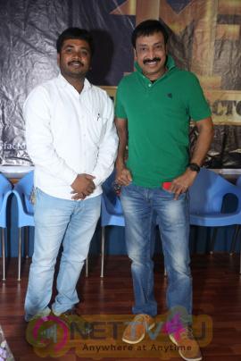 One Movie Factor Logo Launch Fascinating Stills Telugu Gallery
