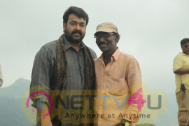 Oppam New Malayalam Movie Fanciful Photos