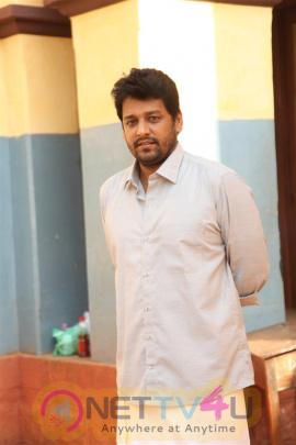 Oru Kidayin Karunai Manu Tamil Movie Pooja Stills Tamil Gallery