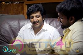Oyee Movie Trailer Launch Stills Tamil Gallery