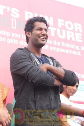 Pen Kalvi A Run(marathon) For Girl Education Event Stills Tamil Gallery